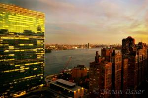 NYC Photographer Miriam Danar Makes NY1 Picture Of The Day For Eighth Time